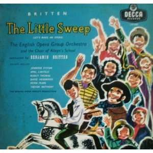 Peter Pears, David Hemmings The Little Sweep. London Box