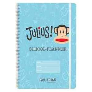 Julius! School Planner (9780811865531): Paul Frank Industries: Books