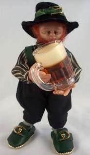 OOAK BJD Art Doll Leprechaun