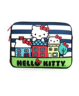 Laptop Case HELLO KITTY NEW Sanrio Cat City 13 Bag Cosplay Licensed