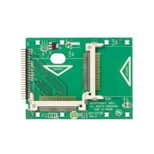 StarTech 2.5in IDE to Dual Compact Flash SSD Adapter Card Electronics