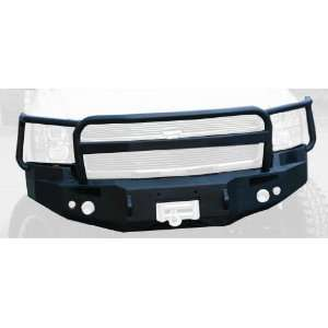 Fab Fours CH08 A2050 1 Winch Bumper for Chevy HD 08 10
