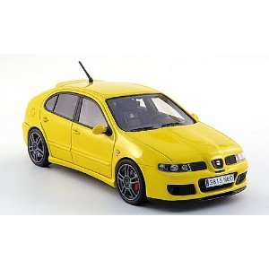 Seat Leon MK I Cupra R, 1997, Model Car, Ready made, Neo