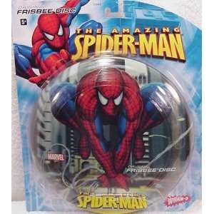 Wham O The Amazing Spider man Flying Frisbee Disc Toys & Games