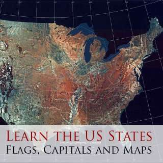 Learn US States and Capitals Appstore for Android