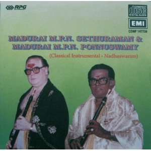 Classical Instumental  Nadhaswaram: Madurai M.P.N