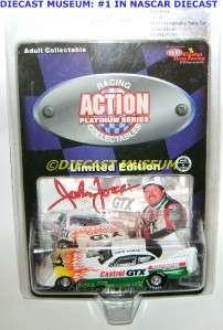 JOHN FORCE CASTROL GTX FUNNY CAR 1994 CHAMPIONSHIP CAR