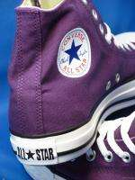 CONVERSE ALL STAR CT HIGH PURPLE WOMENS US 10 EU 41.5 NEW Z05 DUO