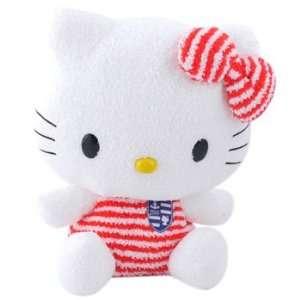 Hello Kitty Plush Nautical Red Toys & Games
