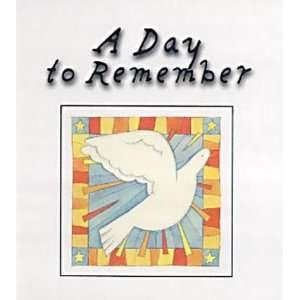 A Day to Remember (9780745947709) Sarah Medina Books
