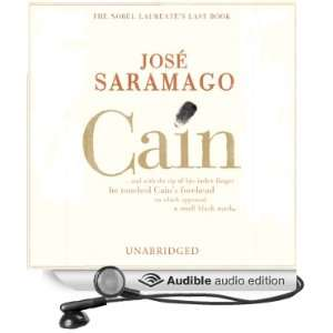 com Cain (Audible Audio Edition) Jose Saramago, Jay Villiers Books