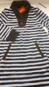 NWT Gymboree GIRLS BEST FRIEND Stripe Velour Dress 6