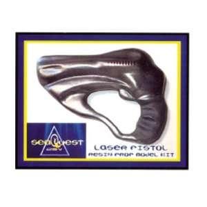 Seaquest DSV Laser Pistol Prop Model Kit