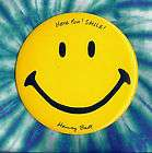 Harvey Ball Smiley 6 DIA Original Smiley Face Pin Auto
