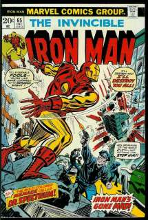 Marvel early 1970s Bronze Age lot of 202 Iron Man to Werewolf by