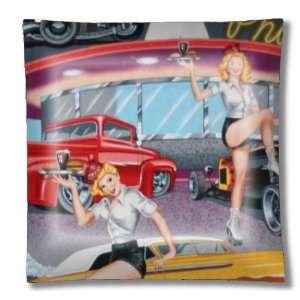 Classic Cars Hot Rod Diner Ceiling Light Fixture/lamp
