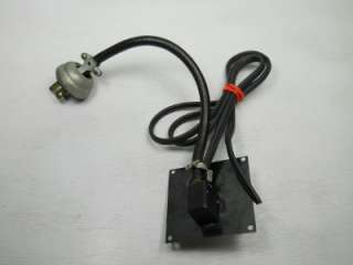 SINGER SEWING MACHINE MODEL 201 ELECTRICAL PARTS PLUG