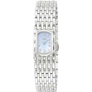 CITIZEN ECO DRIVE LADIES MOTHER OF PEARL DIAL WATCH EG2000 50U NEW IN