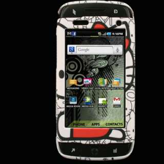 Case for T Mobile Sidekick 4G 4 G A Hello Kitty Cover Skin Faceplate