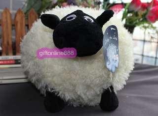 10 Shaun the sheep roundish Soft fill plush doll Toys