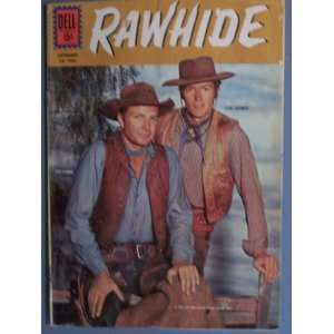 Rawhide Comic Book (Whiplash, 1202) Helen Meyer Books