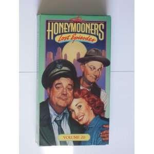 Honeymooners   Lost Episodes Volume 20 Jackie Gleason