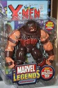 MARVEL Legends X MEN JUGGERNAUT Toy Biz Series 6 *RARE