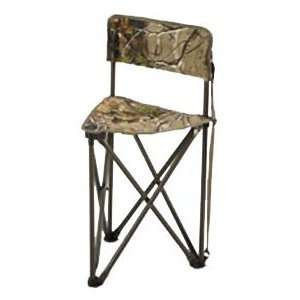 Hunters Specialties Inc Hs Tripod Camo Chair Realtree Apg