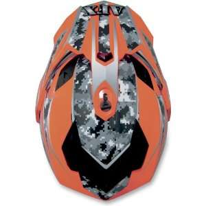 AFX FX 39 Helmet Full Face Unisex Urban Urban Orange Small