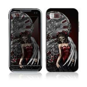 Samsung Eternity (SGH A867) Decal Skin   Gothic Angel