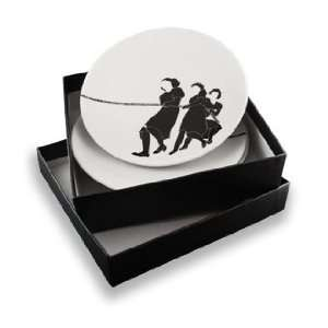Tug Side Plate Gift Set Kitchen & Dining