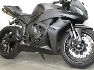 HONDA decals for your CBR 600RR FLAT BLACK