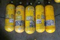 MSA SCBA air tank 2216 PSIG composite bottle