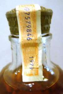 Crown Royal Canadian Whiskey sealed w/box Vintage 1979