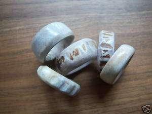 Jewelry, Real Antler Ring, Handmade, Custom Jewelry,