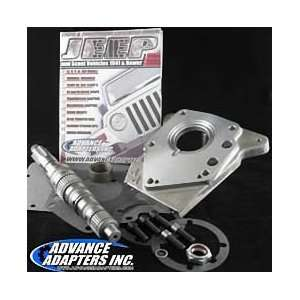 50 5400 Ford T&C 4spd Without Overdrive Transmission To Dana 18 & 20
