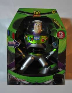 Disney D23 Expo BUZZ LIGHTYEAR SILVER LE TOY STORY