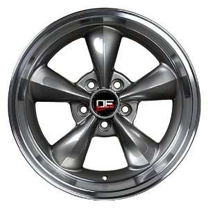 DEEP DISH FORD MUSTANG 18 INCH BULLITT WHEELS RIMS Automotive
