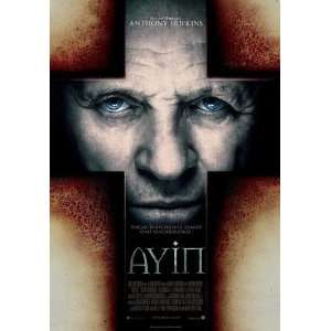 The Rite Poster Movie Turkish (11 x 17 Inches   28cm x 44cm ) Anthony