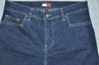 39 Tommy Hilfiger Capri Jeans Dark blue classic lk sz 7