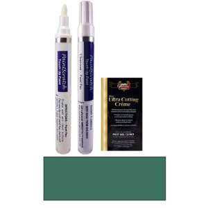 1/2 Oz. Beryl Green Pearl Metallic Paint Pen Kit for 1992