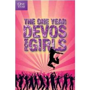 One Year Book of Devotions for Girls Office Products