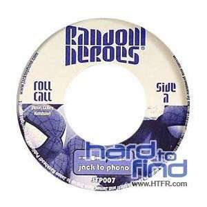 Roll Call [Vinyl]: Random Heroes: Music