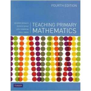 Teaching Primary Mathematics Booker Bond Sparrow & Swan Books