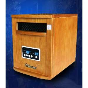 Infrared Portable Space Heater with Remote Control
