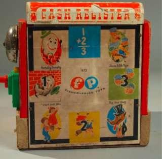 Cash Register Toy for Repair w Nursery Rhymes & Working Bell