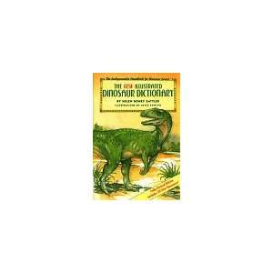 The New Illustrated Dinosaur Dictionary (9780688084622