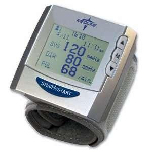 Average Mode Technology Wrist Blood Pressure Monitor