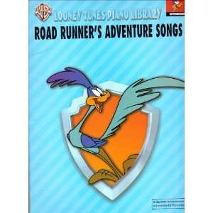 Road Runners Adventure Songs, Intermediate (Looney Tunes Piano