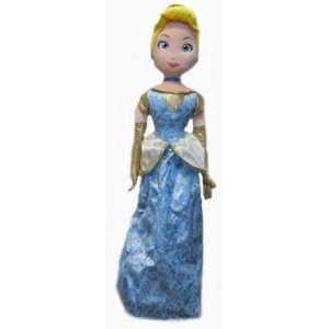 Disney Princess Cinderella 36 Inch Plush Doll Cinderella Toys & Games